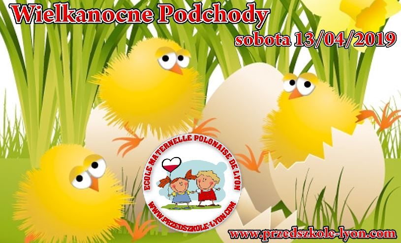 ecole maternelle polonaise chasse oeufs 2019